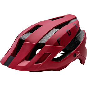 Fox Flux Helmet Mips Herren dark red
